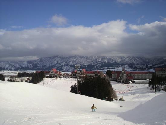ハーフパイプ 上越国際スキー場のクチコミ画像