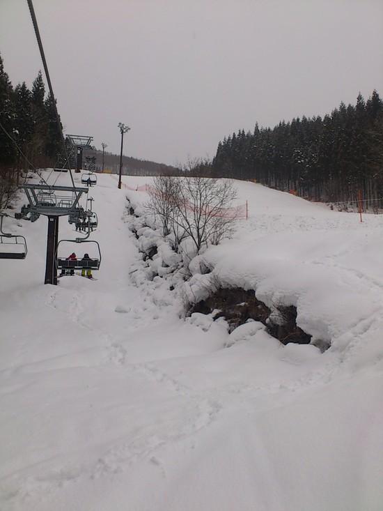 早朝ボード ノルン水上スキー場のクチコミ画像3