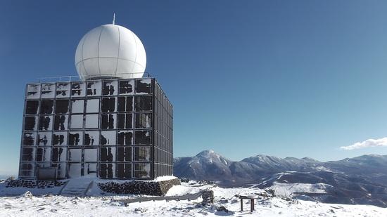 スーパー快晴には是非山頂へ|車山高原SKYPARKスキー場のクチコミ画像