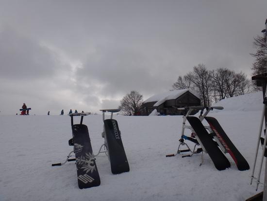 全く緩くない中級者以上向けのスキー場|白馬岩岳スノーフィールドのクチコミ画像