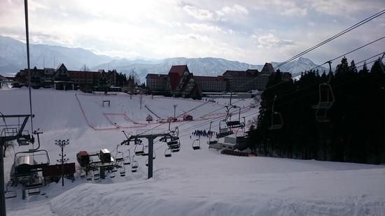 目的多数|上越国際スキー場のクチコミ画像