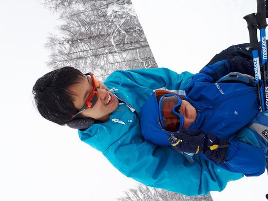 人生初スキー|士別市 日向スキー場のクチコミ画像