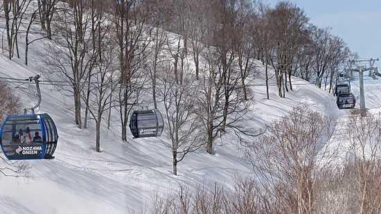 2021信州ツアー<第2章 VOL.1> 野沢温泉スキー場のクチコミ画像