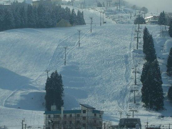 晴れました|石打丸山スキー場のクチコミ画像