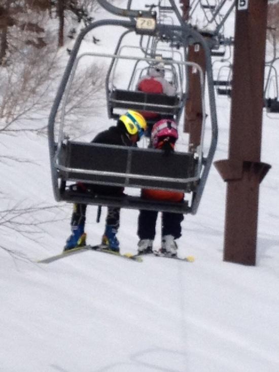 網張温泉スキー場のフォトギャラリー6