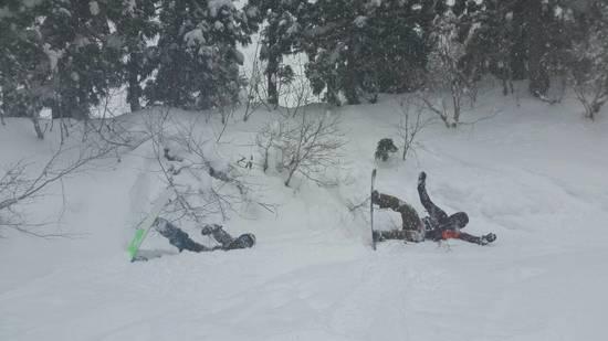 ふわっふわ|野沢温泉スキー場のクチコミ画像