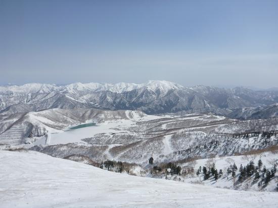 気温が上昇|かぐらスキー場のクチコミ画像