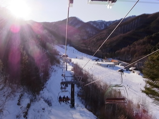 充分楽しめました。|やぶはら高原スキー場のクチコミ画像