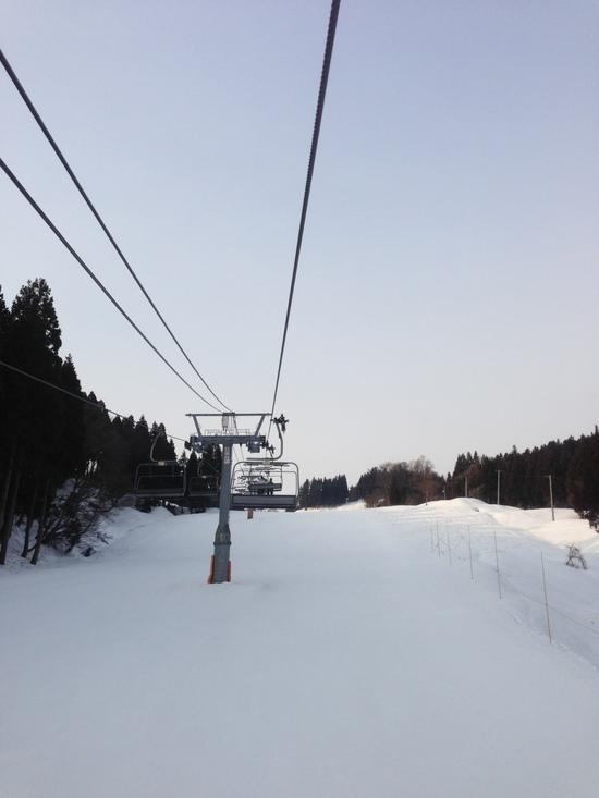 気温|糸魚川シーサイドバレースキー場のクチコミ画像