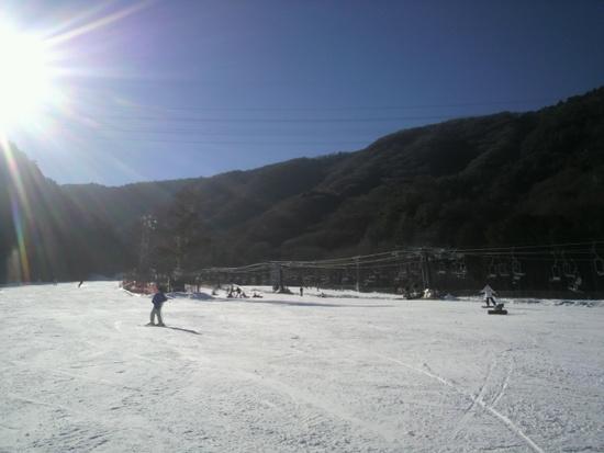 なかなかの盛況でした|カムイみさかスキー場のクチコミ画像