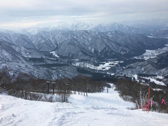 迂回コース|六日町八海山スキー場のクチコミ画像