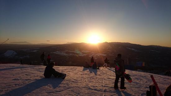 早朝スキー|ダイナランドのクチコミ画像2