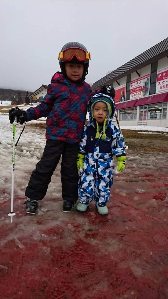 天気の神、降臨!|赤倉観光リゾートスキー場のクチコミ画像