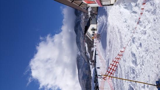 天気の神、降臨!|赤倉観光リゾートスキー場のクチコミ画像2