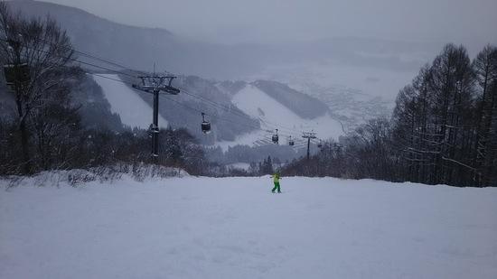 にぎわい|野沢温泉スキー場のクチコミ画像