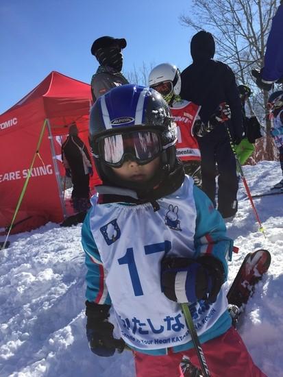 スキー専用ゲレンデ|かたしな高原スキー場のクチコミ画像