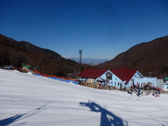 アイスバーンなし|カムイみさかスキー場のクチコミ画像