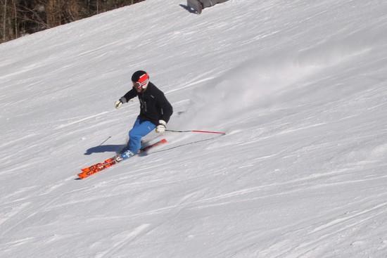 朝方低温|信州松本 野麦峠スキー場のクチコミ画像
