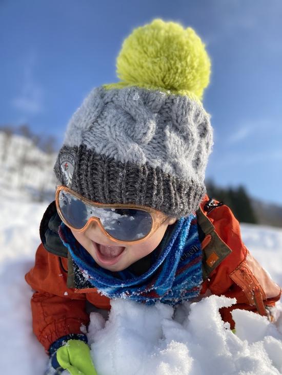 スキーも雪遊びも◎ 湯沢中里スノーリゾートのクチコミ画像