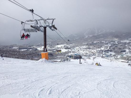 雪質最高です!|ひるがの高原スキー場のクチコミ画像