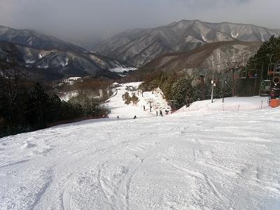 もう少し足りません。|信州松本 野麦峠スキー場のクチコミ画像