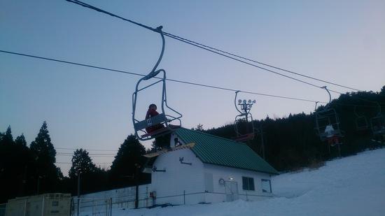 2年ぶりに来場♪|ちくさ高原スキー場のクチコミ画像