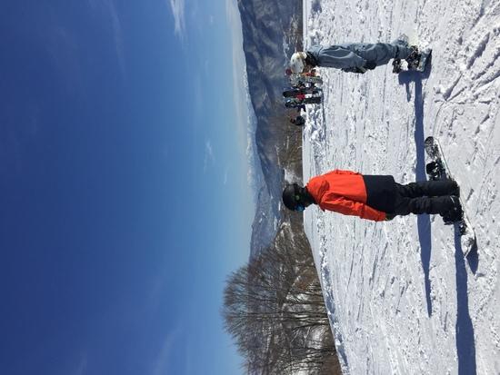 眼下の景色|戸狩温泉スキー場のクチコミ画像