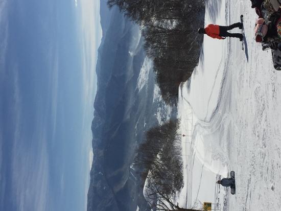 眼下の景色 戸狩温泉スキー場のクチコミ画像2