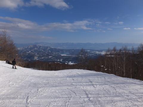 雪不足な正月でしたが妙高は十分ありました|妙高杉ノ原スキー場のクチコミ画像