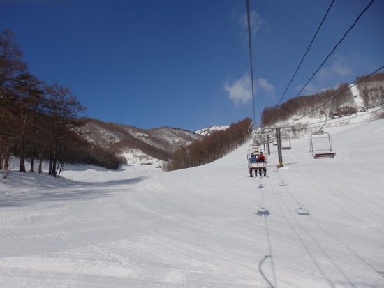 少し春雪|オグナほたかスキー場のクチコミ画像1