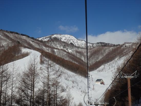 少し春雪 オグナほたかスキー場のクチコミ画像2