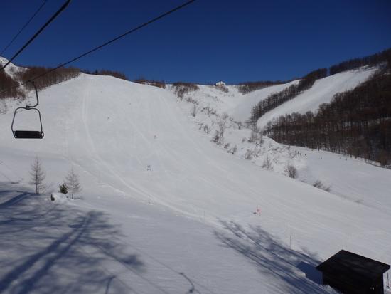 少し春雪|オグナほたかスキー場のクチコミ画像3
