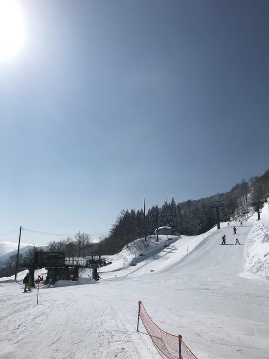 晴れてました 湯沢高原スキー場のクチコミ画像
