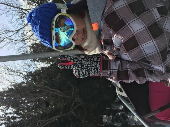 今シーズン初滑りぃ〜|スキージャム勝山のクチコミ画像