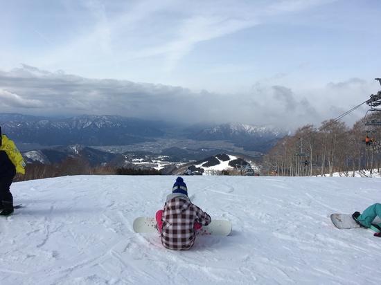 今シーズン初滑りぃ〜|スキージャム勝山のクチコミ画像2