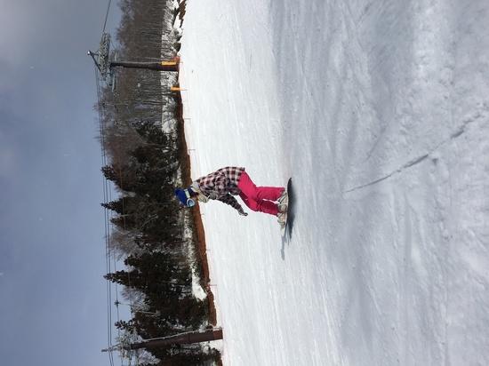 今シーズン初滑りぃ〜|スキージャム勝山のクチコミ画像3