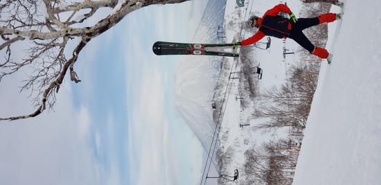 イタリアの友人と|ニセコアンヌプリ国際スキー場のクチコミ画像1
