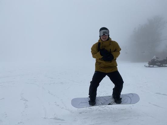 もうお尻痛いです。勘弁してください。泣|星野リゾート 猫魔スキー場のクチコミ画像2