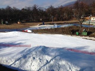 初滑り|軽井沢プリンスホテルスキー場のクチコミ画像