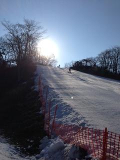 初滑り 軽井沢プリンスホテルスキー場のクチコミ画像3