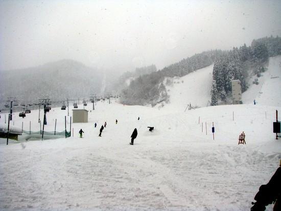 極楽坂エリア|立山山麓スキー場のクチコミ画像