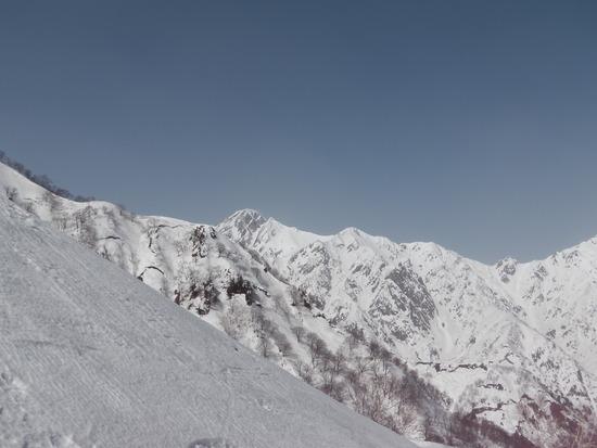 山頂からの景色が抜群|エイブル白馬五竜のクチコミ画像