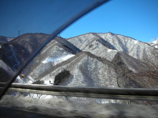 パウダーエリアにシュプール|みなかみ町営赤沢スキー場のクチコミ画像