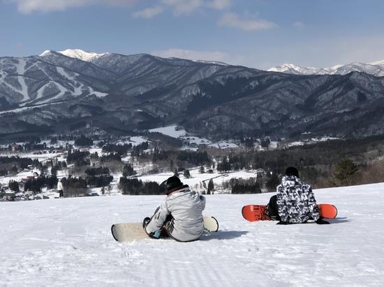 少なめ|ひるがの高原スキー場のクチコミ画像