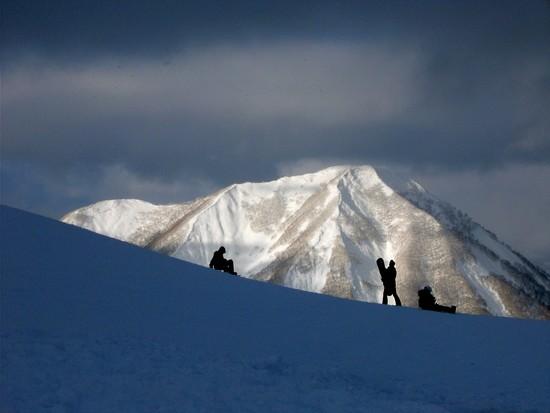 良い雪、良い眺め、多彩でロングなコース|ルスツリゾートのクチコミ画像