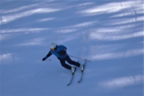 キレのある滑り|信州松本 野麦峠スキー場のクチコミ画像
