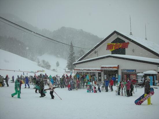 雪|水上宝台樹スキー場のクチコミ画像1