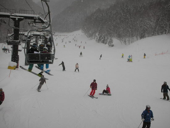雪|水上宝台樹スキー場のクチコミ画像2