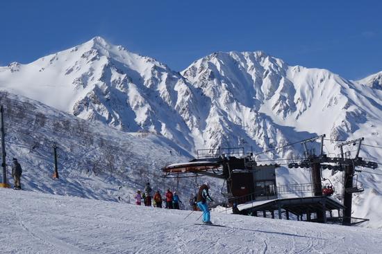 懐かしの八方尾根|白馬八方尾根スキー場のクチコミ画像
