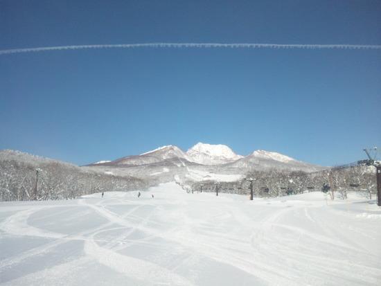 飛行機雲|池の平温泉スキー場のクチコミ画像